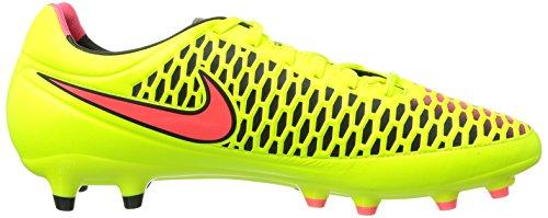 Nike Magista Ola FG Herren Fußballschuhe Gelb (Vlt/Mtlc Gld Cn-Blck-Hypr Pnch)