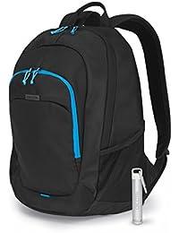 Dicota Backpack Power KIT Value Black, D31120 (Black)