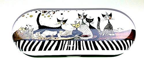 Fridolin Rosina Wachtmeister Brillenetui Cats Sepia Katzen NEUHEIT