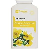 Prowise Nachtkerzenöl 1000mg 90 Kapseln - Unterstützt ausgeglichene Hormonspiegel, Menstruationsgesundheit in Frauen - UK hergestellt nach GMP Garantierte Qualität