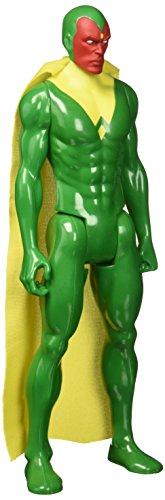 Marvel Mattel B3440as0 Comics Titan Hero Série Jouet–Vision 30,5cm Action Figure