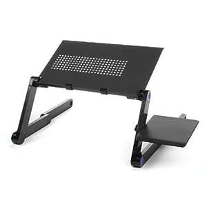 lagute jx168 einstellbare bel ftete laptop tabelle computer tisch buchst nder f r computing oder. Black Bedroom Furniture Sets. Home Design Ideas