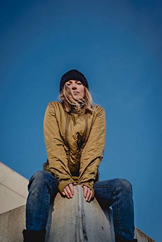 THOKKTHOKK Damen Jacke Kapok Olivgrün Fair Vegan, Größe:S - 5