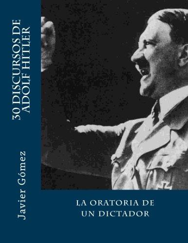 30 discursos de Adolf Hitler