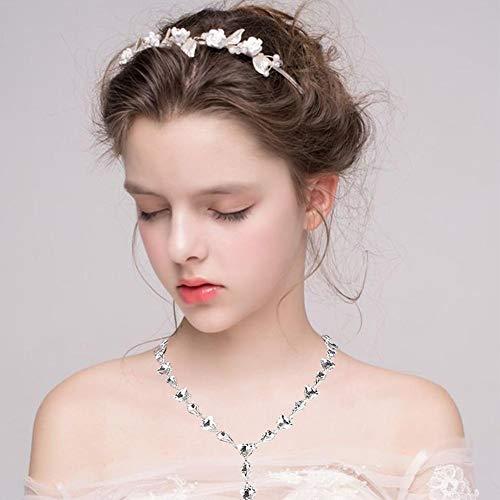 Böhmische kurze Halskette weibliche böhmische Bang Flash kurze Halskette für Frauen
