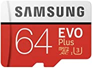 Samsung 64 GB Memory Card For Multi - Micro SD Extended Capacity - MB-MC64GA/APC