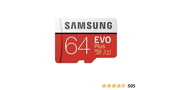 Samsung Evo Plus Mc64g 64gb Microsdxc Class 10 Uhs I Computers Accessories