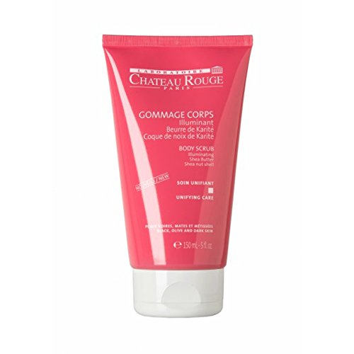 Chateau rouge Gommage illuminant corps 150ml