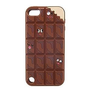 Claire's - Femmes - Coque Pour Ipod Morceaux De Chocolat - Ipod Touch 5*