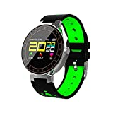 FRJGLAPRE Fitness Tracker Sport Smart Watch IP68 Impermeabile Touch Screen a Colori Touch Screen...