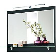 suchergebnis auf f r badspiegel mit ablage und beleuchtung. Black Bedroom Furniture Sets. Home Design Ideas