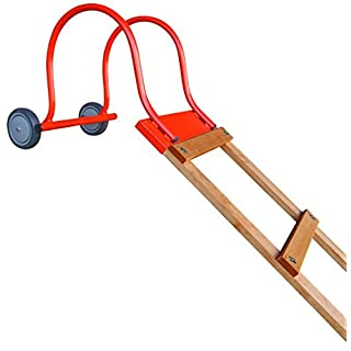 Outifrance 8833401Faitière Hook Depth With Wheels For Roof Ladder