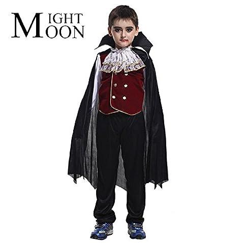 Costume Carnival Halloween Comte Dracula Vampire