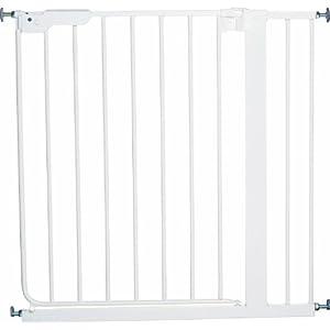 BabyDan Danamic True Pressure Fit Safety Gate (White)   4