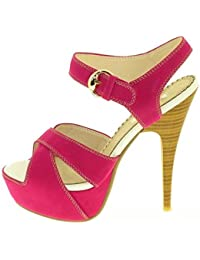 1TO3 - Sandale lames croisées