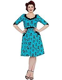 Voodoo Vixen Kleid KATNIS DRESS 8196