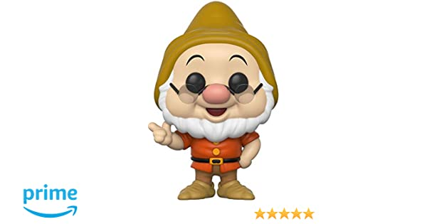21719 9 cm Funko Pop Vinile Disney Snow White Bashful