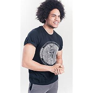 Yogamasti Organic Crew Inspired T-Shirt – Black