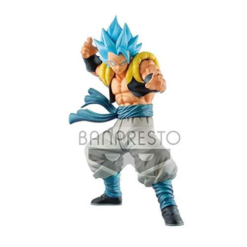 Bandai- Masterlise Dragon Ball Estatua Super Saiyan Gogeta, (BANP82600)