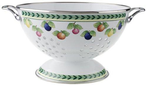 Villeroy & boch french garden kitchen colapasta, acciaio inossidabile, multicolore, 28.5x22.5x14 cm