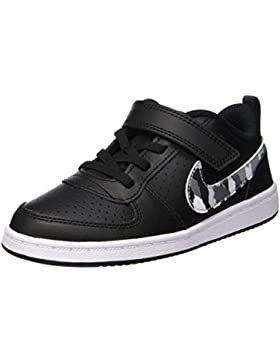 Nike Court Borough Low (TDV), Zapatillas de Gimnasia para Niños