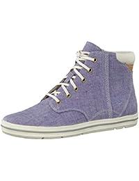 Amazon.it  Timberland - Tela   Sneaker   Scarpe da donna  Scarpe e borse d4a0f451340