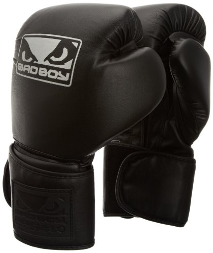 Bad Boy Pro Series 2.0 Men'Training Boxhandschuhe, 14 oz, Schwarz