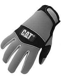 Caterpillar 12213 Comfort Fit Gants en néoprène Taille L