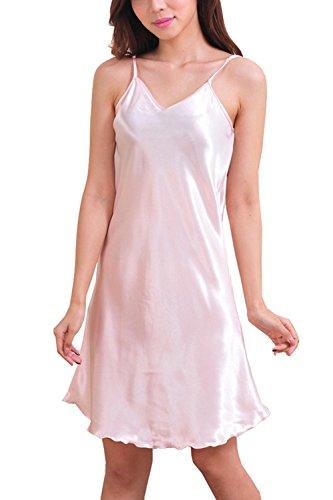 ASCHOEN - Robe de chambre - Uni - Femme Rose