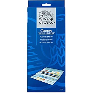Winsor & Newton Caja plástica 24 Godets (B001M6OU1Q) | Amazon price tracker / tracking, Amazon price history charts, Amazon price watches, Amazon price drop alerts