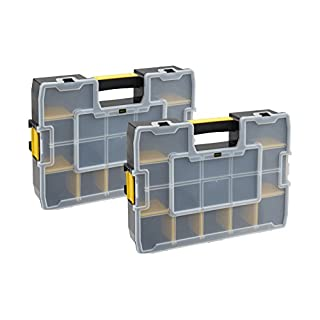 Stanley STST14027 S/Master Organiser Twin Pack