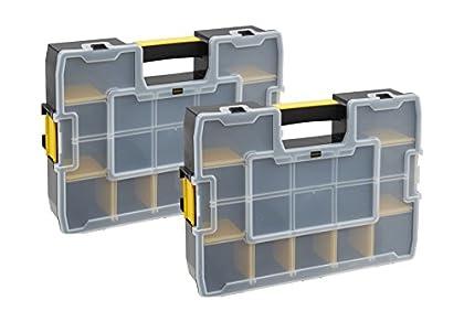 Stanley 195839 S/Master - Caja de herramientas (2 unidades)