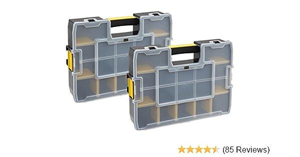 Stanley STST14027 S//Master Organiser Twin Pack