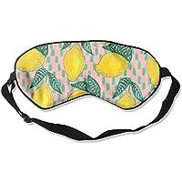 Cute Lemon Painting Art Sleep Eyes Masks - Comfortable Sleeping Mask Eye Cover For Travelling Night Noon Nap Mediation... preisvergleich bei billige-tabletten.eu