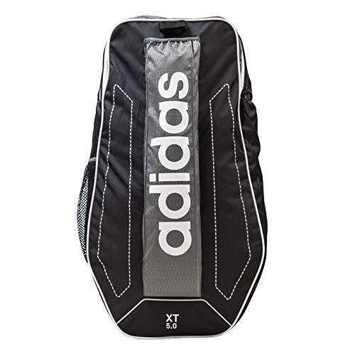 adidas XT 5.0 Duffel Cricket Kit Bag Rucksack, Kinder, Schwarz, Größe S -