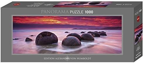 Heye Moeraki Boulders Panorama Puzzles (1000-Piece, (1000-Piece, (1000-Piece, Multi-Colour) by Heye | D'adopter La Technologie De Pointe  e17663