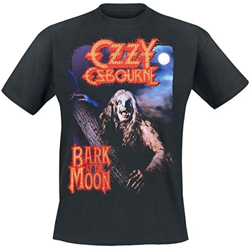 Ozzy Osbourne Bark At The Moon Camiseta Negro L