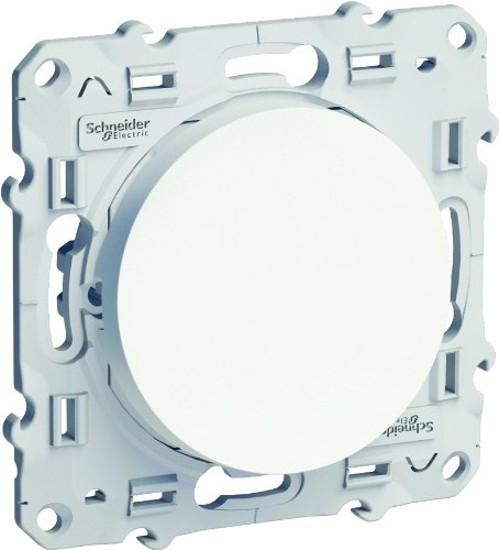 Schneider Electric SC5S52A204 Interrupteur ou Va et Vient Odace 230 V Blanc