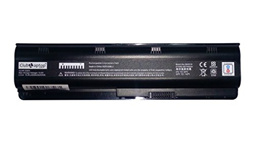 Clublaptop HP 593555 001 4000mAh 6 Cell Laptop Battery