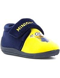 MINIONS - Zapatillas de estar por casa de Material Sintético para niño