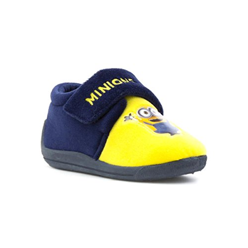 MINIONS – Zapatillas de estar por casa de Material Sintético para niño