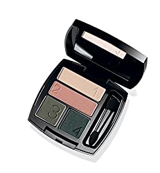 True Color Eyeshadow Quad (IN) - Emerald Cut