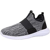 ☺HWTOP Herrenschuhe Sneakers Sportschuhe Laufschuhe Turnschuhe Fashion Männer Schuhe Atmungsaktives Leichte Schuhe Trainer Outdoor Freizeitschuhe Fitnessschuhe