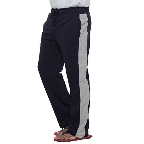 EASY 2 WEAR Men's Track Pants (E2WBTP00007_3XL_Multicoloured_XXX-Large)