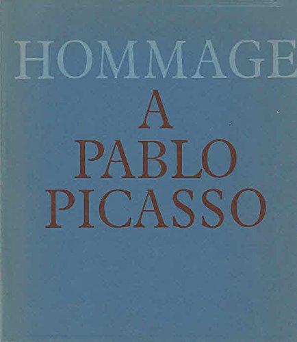 Hommage à Pablo Picasso : . Peintures, ...