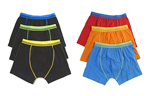 Boys Children Boxers Trunks Underwear Shorts Pants 13 Years