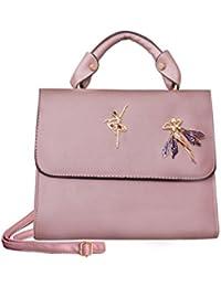 Amit Bags Beautiful PU Handbag For Girls /women's - B078BD2SFF