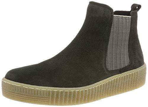 Gabor Shoes Damen Jollys Schlupfstiefel, Grün (ENGL.Bottle(Natur) 31), 40 EU