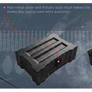 Xbox360 DFA Dual Fuel Ammo Box