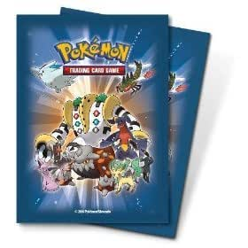 Ultra Pro - Protège Cartes Pokémon Générique III (x50)